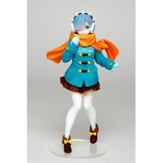 Rem Winter Clothes Figure Re:Zero