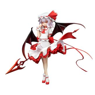 Figura Remilia Scarlet Eternally Young Scarlet Moon Touhou Project