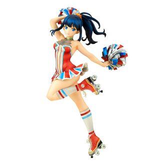 Rikka Takarada Cheer Girl Figure SSSS Gridman