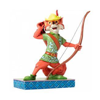 Roguish Hero Figure Robin Hood Jim Shore Disney Traditions
