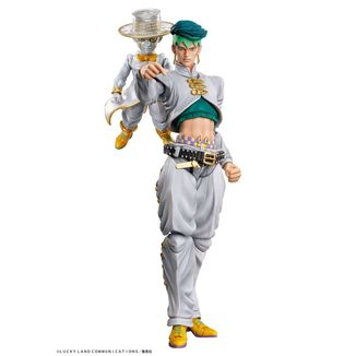 Figura Rohan Kishibe & Heavens Door Jojo's Bizarre Adventure Super Action Chozokado