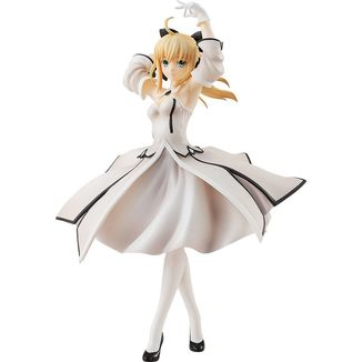 Saber Altria Pendragon Lily Second Ascension Figure Fate Grand Order Pop Up Parade