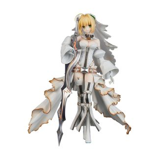 Saber Nero Claudius Bride Figure Fate Grand Order