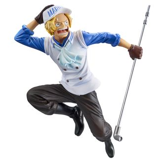 Figura Sabo Special Color One Piece Magazine A Piece of Dream