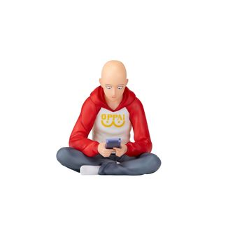 Figura Saitama Gamer One Punch Man