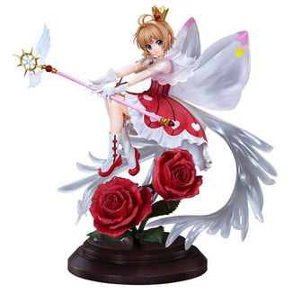 Sakura Kinomoto Rocket Beat Figure Cardcaptor Sakura Clear Card