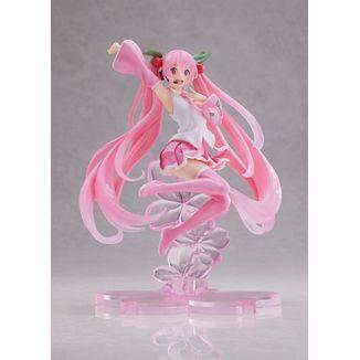 Figura Sakura Miku A Jump Vocaloid