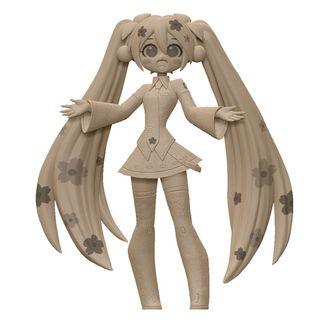 Sakura Miku Figure Vocaloid CartoonY
