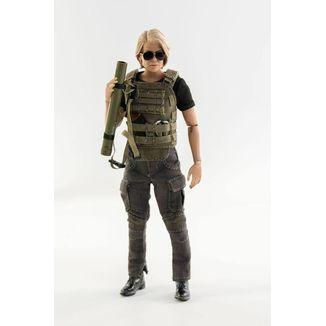 Figura Sarah Connor Terminator Dark Fate