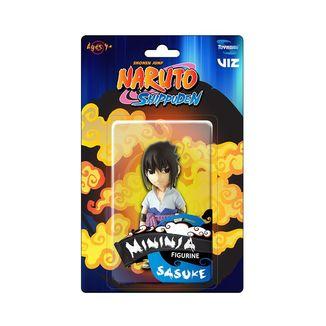 Sasuke Uchiha Figure Naruto Shippuden Mininja