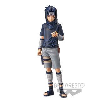 Sasuke Uchiha V2 Figure Naruto Grandista Nero
