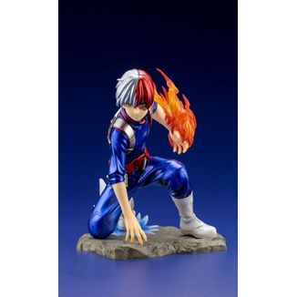 Figura Shoto Todoroki Limited Edition My Hero Academia ARTFXJ