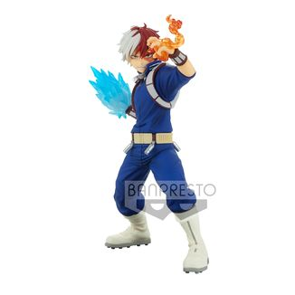 Figura Shoto Todoroki My Hero Academia Amazing Heroes Vol 15