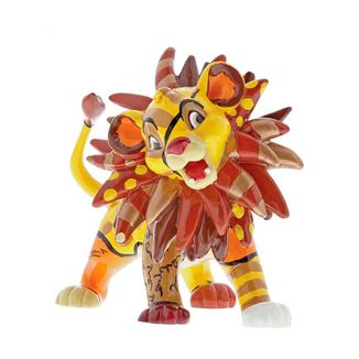 Simba Figure The Lion King Britto Disney