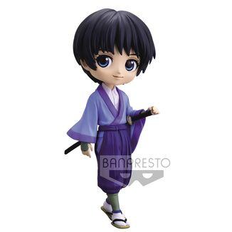 Figura Sojiro Seta Rurouni Kenshin Meiji Swordsman Romantic Story Q Posket