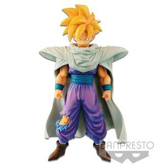 Son Gohan SSJ Figure Dragon Ball Z Grandista Resolution of Soldiers
