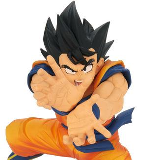 Son Goku Base Figure Dragon Ball Z Super Zenkai Solid Vol 2