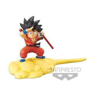 Figura Son Goku Kid & Flying Nimbus Dragon Ball
