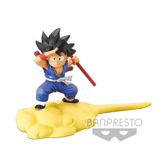 Son Goku Kid & Flying Nimbus V2 Figure Dragon Ball