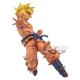 Figura Son Goku SSJ Dragon Ball Super Drawn by Toyotaro!! Father Son Kamehameha