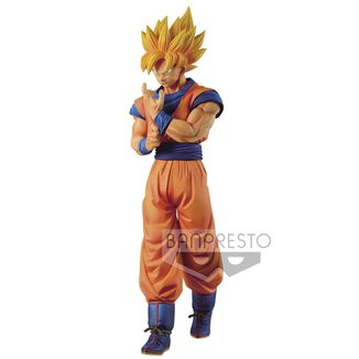 Figura Son Goku SSJ Dragon Ball Z Solid Edge Work Vol 1