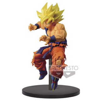 Son Goku SSJ Figure Dragon Ball Z Son Goku FES Vol 12