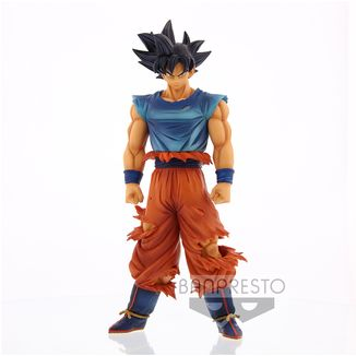Son Goku Ultra Instinct Sign Figure Dragon Ball Super Grandista Nero