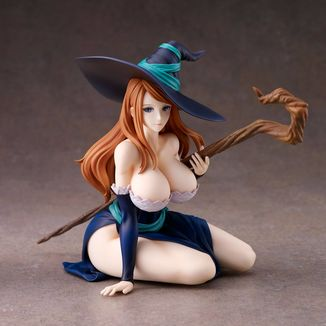 Sorceress Deep Blue Figure Dragon's Crown