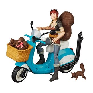 Squirrel Girl Figure Marvel Legends Series