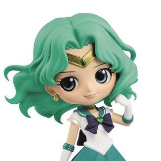 Super Sailor Neptune Figure Sailor Moon Eternal The Movie Q Posket Version A