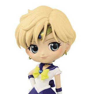 Super Sailor Uranus Figure Sailor Moon Eternal The Movie Q Posket Version A