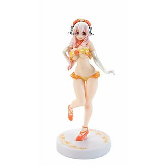 Super Sonico Summer Princess Figure Nitro Super Sonic