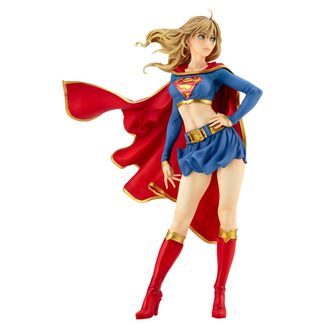 Figura Supergirl 2nd Version DC Comics Bishoujo