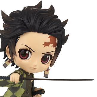 Figura Tanjiro Kamado III Kimetsu No Yaiba Q Posket
