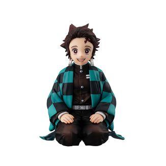 Figura Tanjiro Kamado Palm Size Deluxe Kimetsu no Yaiba G.E.M.