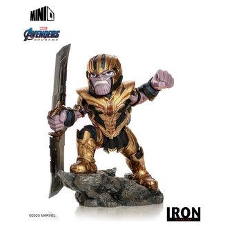 Figura Thanos Los Vengadores Endgame Mini Co