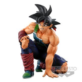 Figura The Bardock Dragon Ball Super BWFC Super Master Stars Piece The Brush