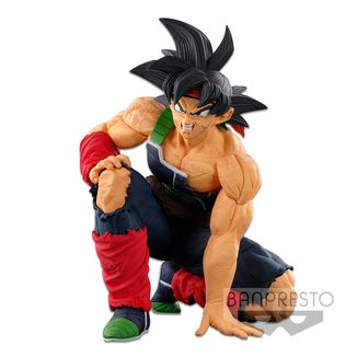 Figura The Bardock Dragon Ball Super BWFC Super Master Stars Piece The Original