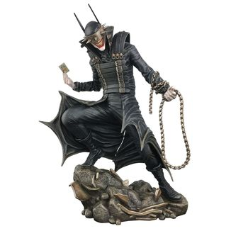 The Batman Who Laughs Figure DC Comic Gallery
