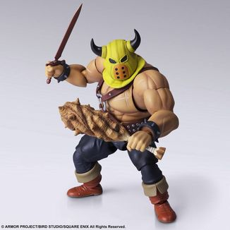 Toughie Armourer Version Figure Dragon Quest Bring Arts