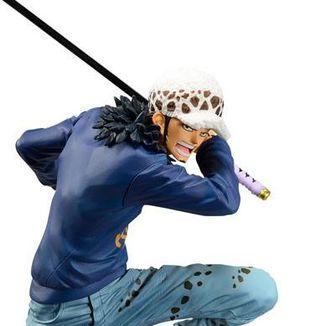 Trafalgar Law II Figure One Piece Maximatic