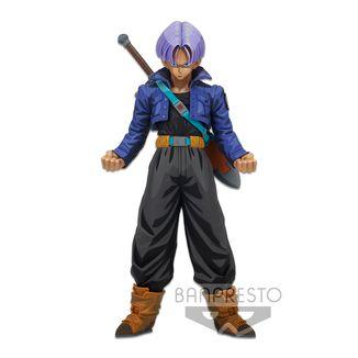 Trunks Base Figure Dragon Ball Z Master Stars Piece Manga Dimensions