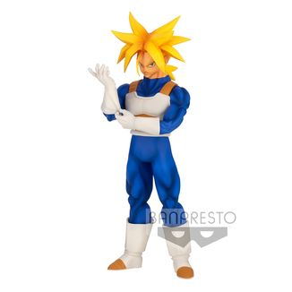 Figura Trunks SSJ Dragon Ball Z Solid Edge Works