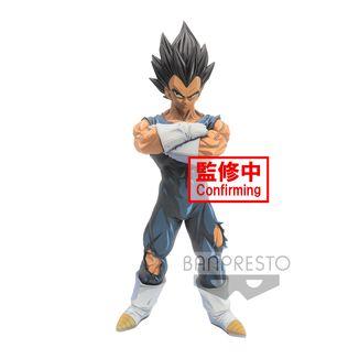 Vegeta Base Figure Dragon Ball Z Grandista Nero Manga Dimensions