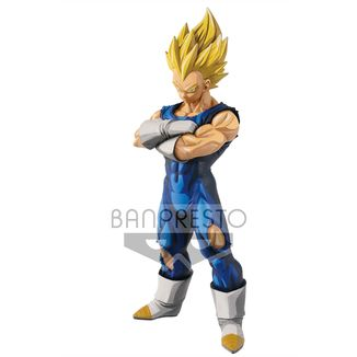 Vegeta SSJ Manga Dimensions Figure Dragon Ball Z Grandista