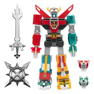 Figura Voltron Defender of the Universe Ultimates