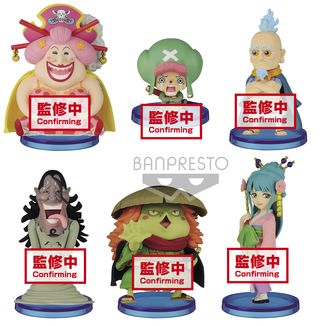 Wanokuni Vol 7 Figure One Piece WCF Set
