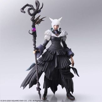 Y'shtola Rhul Figure Final Fantasy XIV Bring Arts