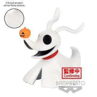 Zero Figure Nightmare Before Christmas Disney Fluffy Puffy