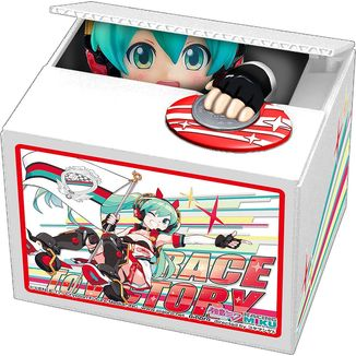 Racing Miku 2020 Figure Chatting Bank 005 Hatsune MIku GT Project